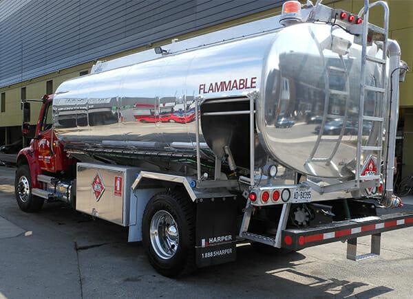 lambertoii delivery truck